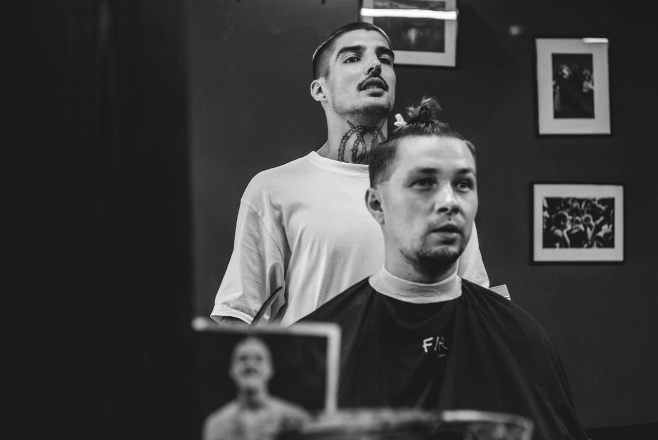 Станислав Еременко мужской парикмахер
