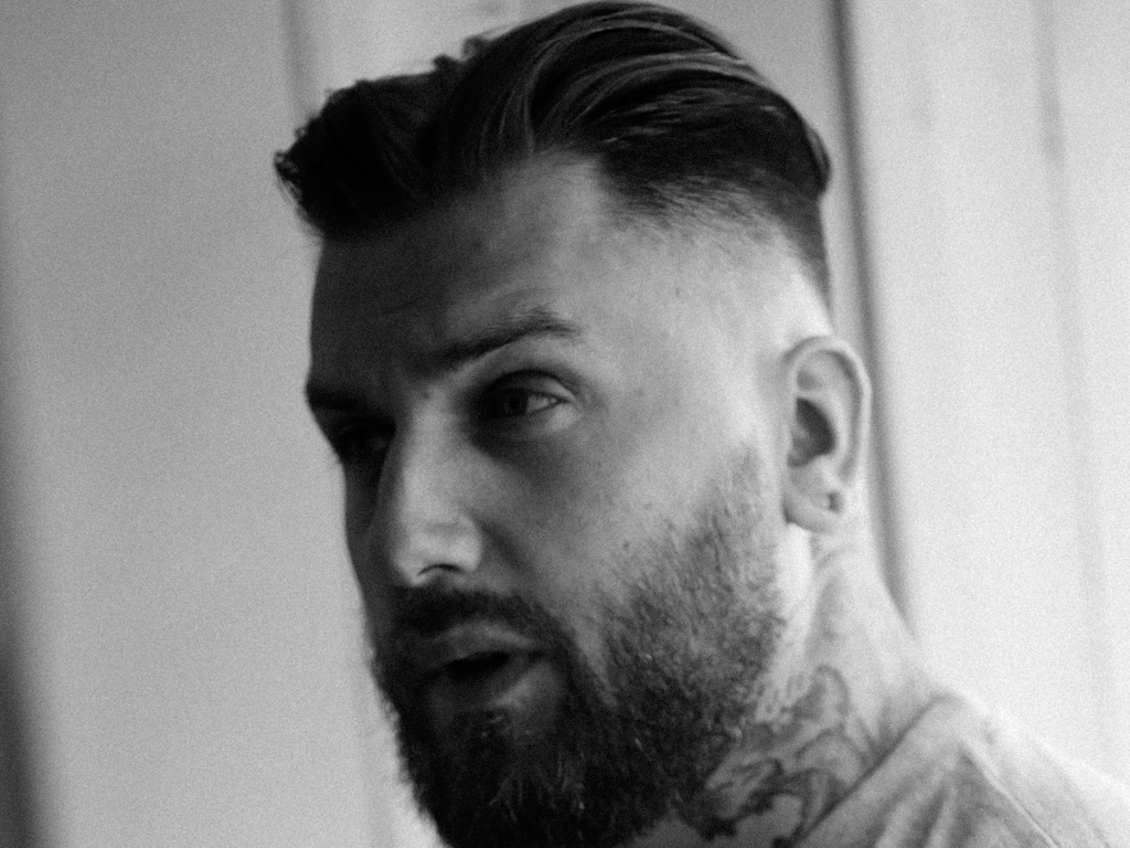 Undercut - men's haircut