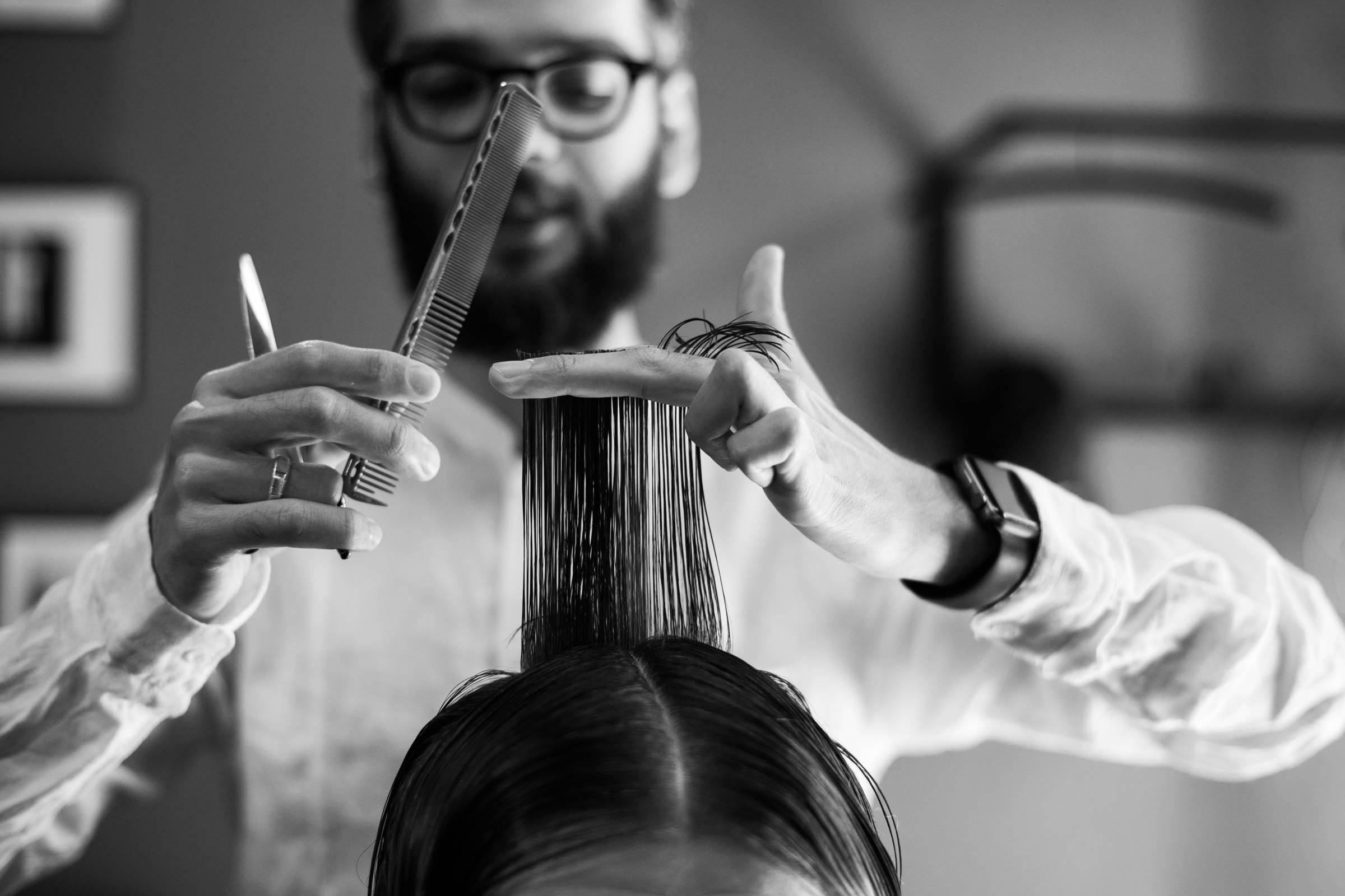 firm зачіска каскад