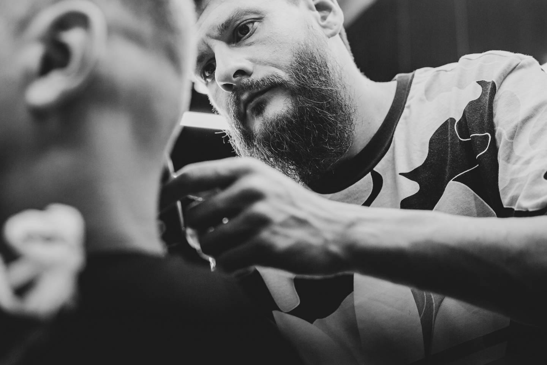 парикмахер Алексей Зингер