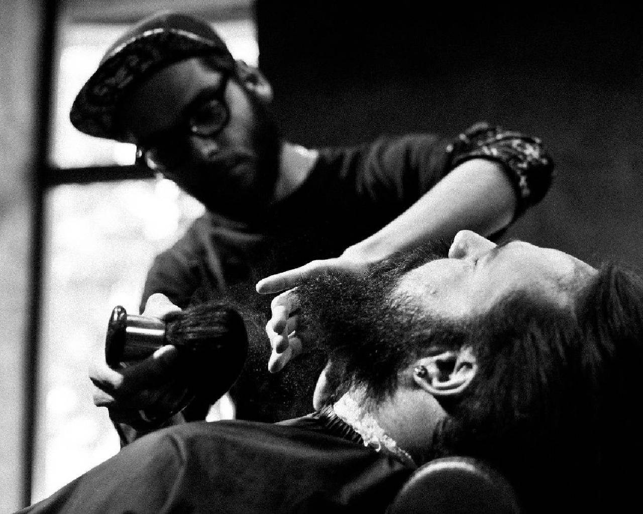 Парикмахерская barbershop